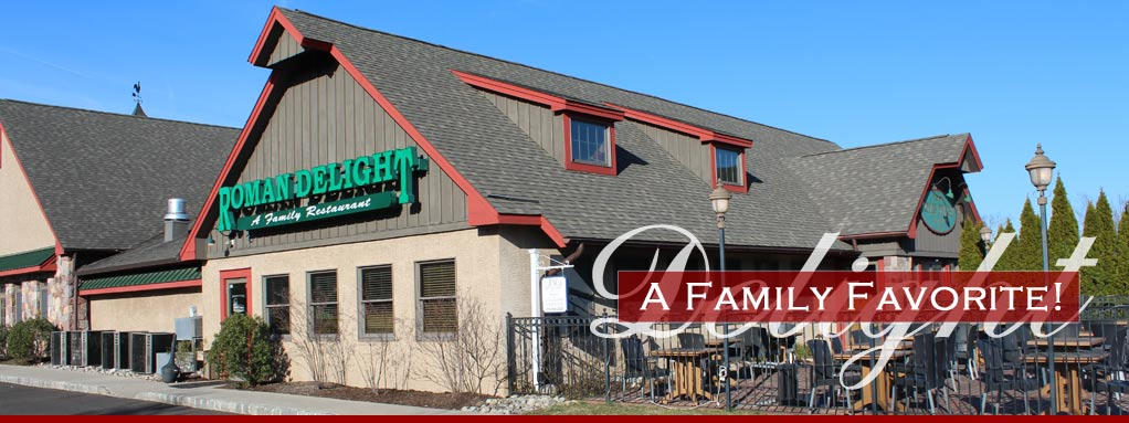 Roman Delight Family Restaurant Doylestown Bucks County
